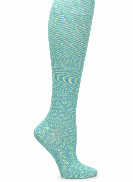 Space-Dye Compression shown in Mint