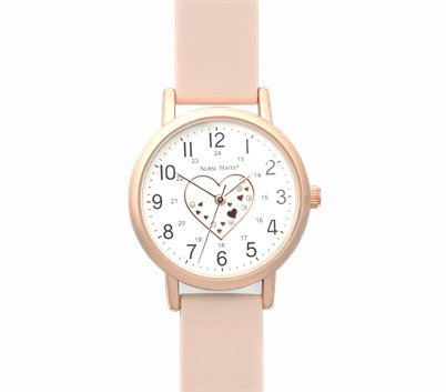 Day Watch accessories shown in Rose Gold