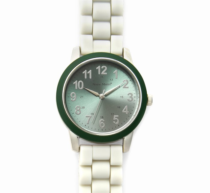 Ombré Watch accessories shown in Hunter Green