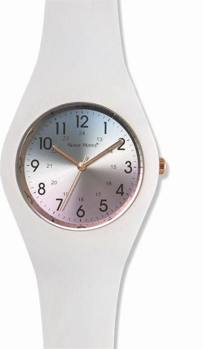 Uni-Watch accessories shown in Rose Gold Prism
