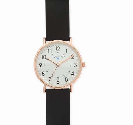 Day Watch shown in Rose Gold