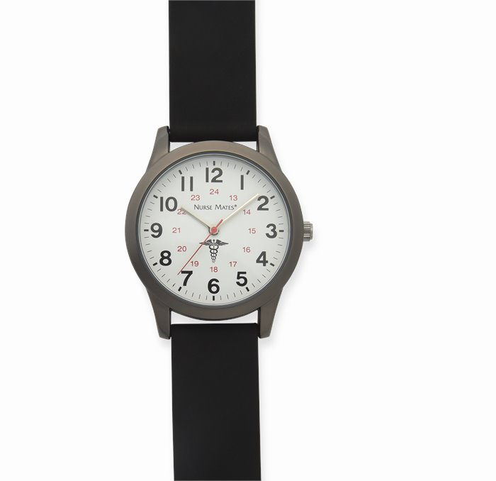 Sweep Watch accessories shown in Black