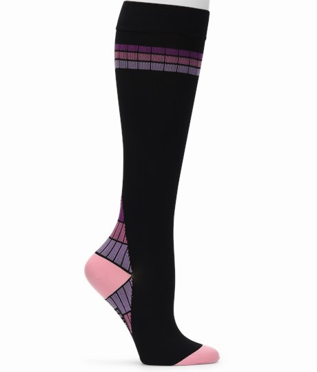 Active Compression shown in Pink & Black