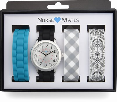 Multi Strap Watch accessories shown in Garden Party