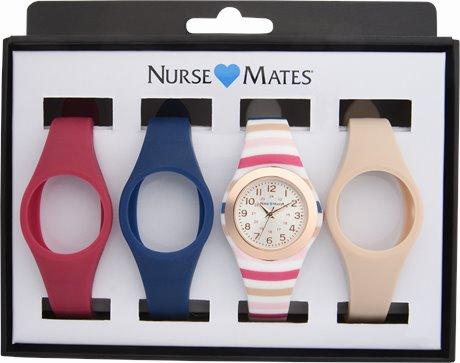 Multi Strap Watch shown in Garden Party