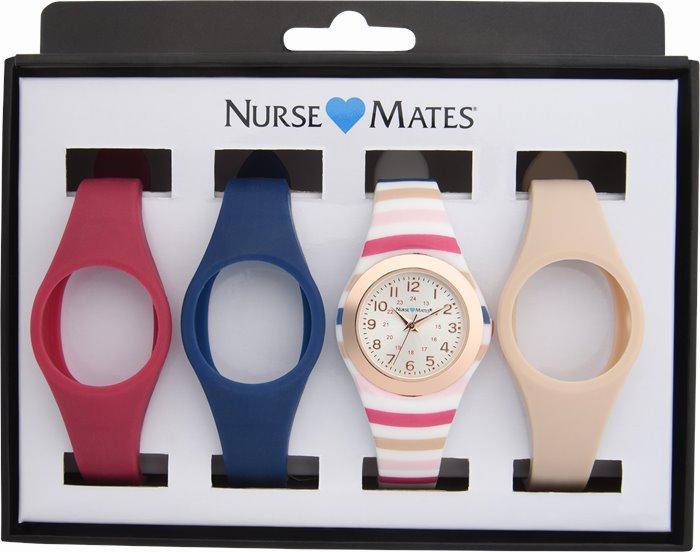 Multi Strap Watch accessories shown in Garden Party