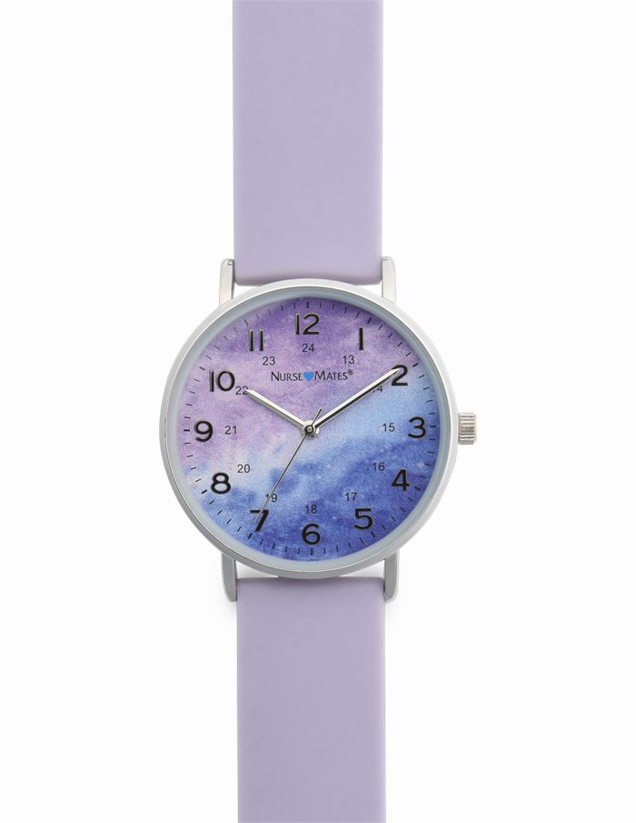 Violet Water Color Dial accessories shown in Violet