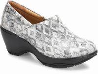 Bryar shoes shown in Grey Diamond