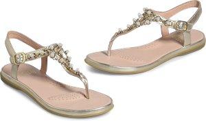 Juliette sandals in Gold