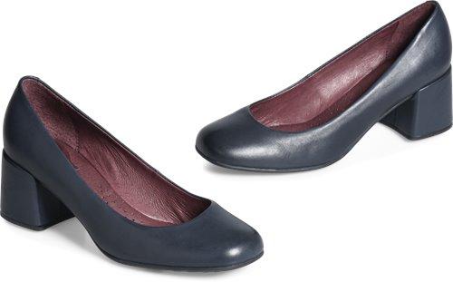 5e6593817fd ONO Magnolia in Deep Blue - ONO Womens Dress on Shoeline.com