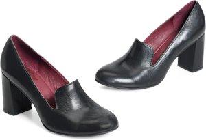 Augustyn Heels in Black