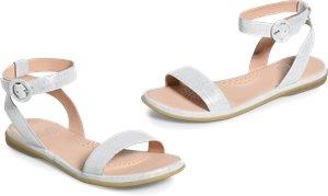 Stellan sandals in Silver