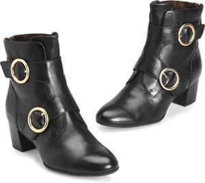 Melker Boots in Nero (Black)