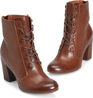 Haring Boots in Brown