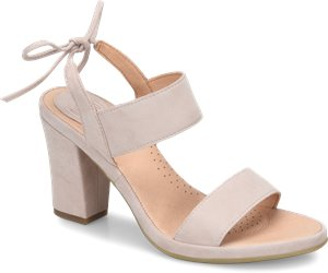 Soft Pink Suede ONO Ebba