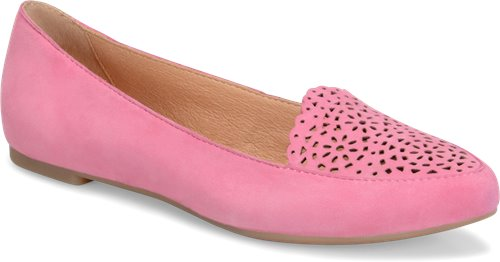 Fuxia Suede ONO Marna