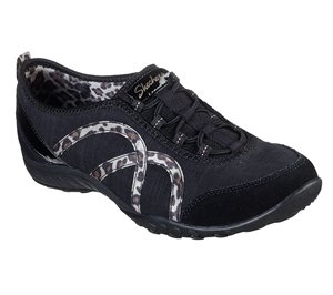 Brown Black Skechers Relaxed Fit: Breathe-Easy - Missing Lynx