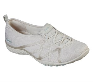Natural Skechers Relaxed Fit: Breathe-Easy - A-Look