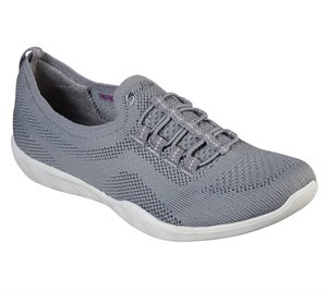 Gray Skechers Newbury St - Every Angle