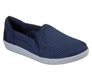 Navy Skechers Madison Ave - Admissible
