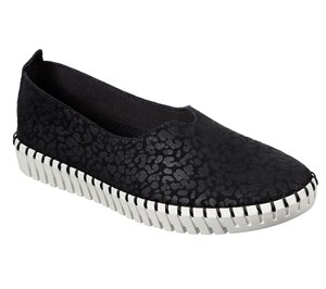 White Black Skechers Sepulveda Blvd - Wild Wish