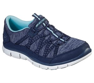 BLUENAVY Skechers Gratis - Lets Cruise