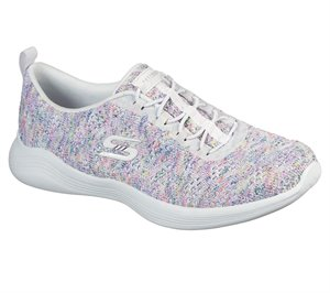Multi White Skechers Envy - Cool Vibes