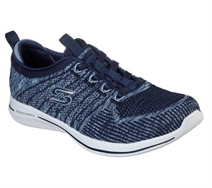 Blue Navy Skechers City Pro - Busy Me
