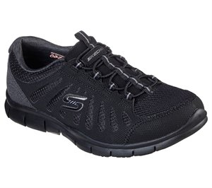 Black Black Skechers Gratis - Comfy Feels