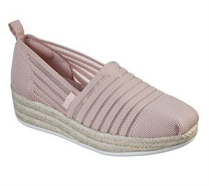 Pink Skechers BOBS Highlights 2.0 - Homestretch - FINAL SALE