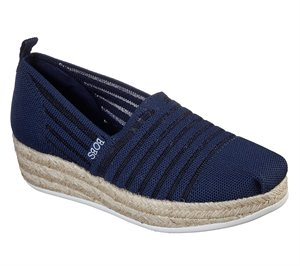 Navy Skechers BOBS Highlights 2.0 - Homestretch - FINAL SALE