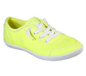 Yellow Skechers BOBS B Cute - Studio Color