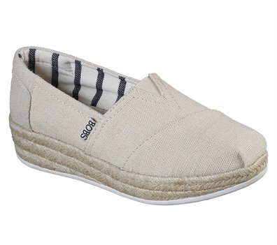 Natural Skechers BOBS Highlights 2.0 - Fairy Duster - FINAL SALE