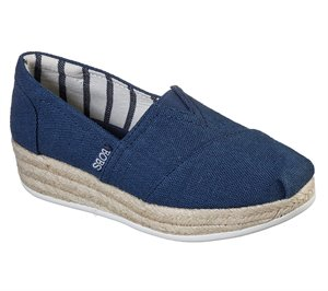Navy Skechers BOBS Highlights 2.0 - Fairy Duster - FINAL SALE