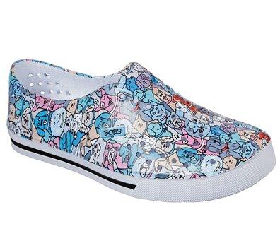 Multi Blue Skechers BOBS Aquamenace - Sandy Paws