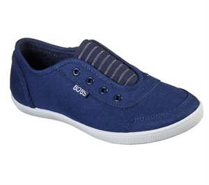 Navy Skechers BOBS B Cute - Walkways