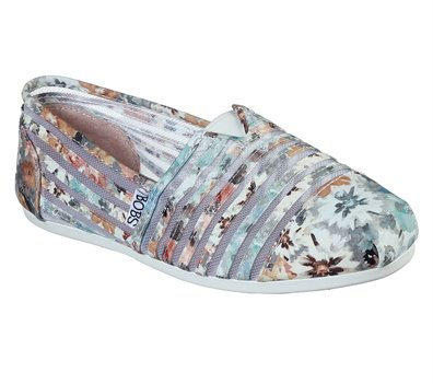 Multi Natural Skechers BOBS Plush - Dreamin Daisy