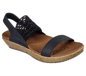 Black Skechers Brie - Most Wanted