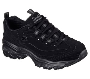Black Skechers DLites - Play On