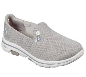 Natural Skechers Skechers GOwalk 5 - Garland