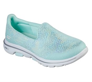 Green Skechers Skechers GOwalk 5 - Daybreak - FINAL SALE