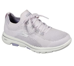 Purple Skechers Skechers GOwalk 5 - Uprise - FINAL SALE