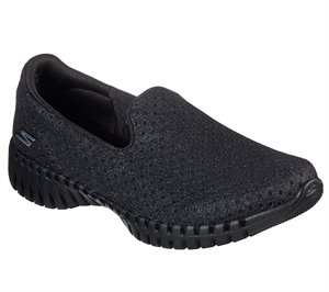 Black Skechers Skechers GOwalk Smart - Light