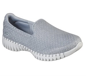 Silver Skechers Skechers GOwalk Smart - Light