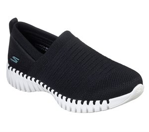 White Black Skechers Skechers GOwalk Smart - Wise