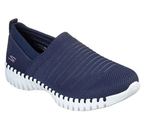 White Navy Skechers Skechers GOwalk Smart - Wise