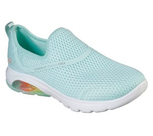 Green Skechers Skechers GOwalk Air - Twirl - FINAL SALE