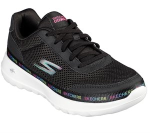 Multi Black Skechers Skechers GOwalk Joy - Magnetic