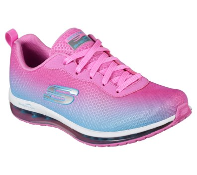 817a1dc1a905 Skechers Skech-Air Element in Blue Pink - Skechers Womens on ...