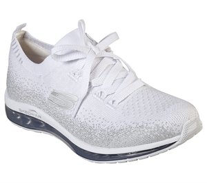 Silver White Skechers Skech-Air Element - Sweet Sunset
